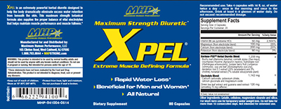 Maximum Human Performance Xpel