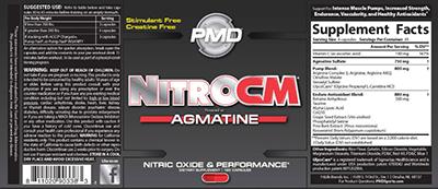 PMD® NitroCM